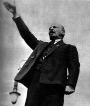 Lenin.WWI