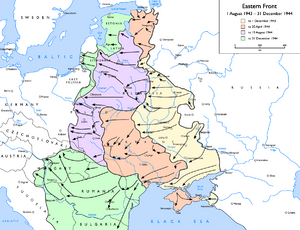Eastern Front 1943-08 to 1944-12