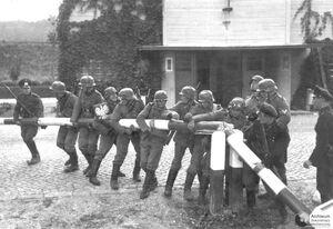 WWII Poland Invasion 1939-09-01
