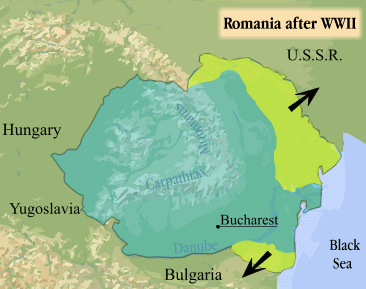 Romania WWII