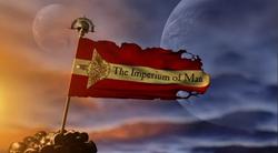 The Imperium of Man (flag)