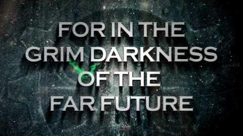 Warhammer 40,000 Dark Millennium Online Trailer