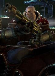 C3 Shotgun
