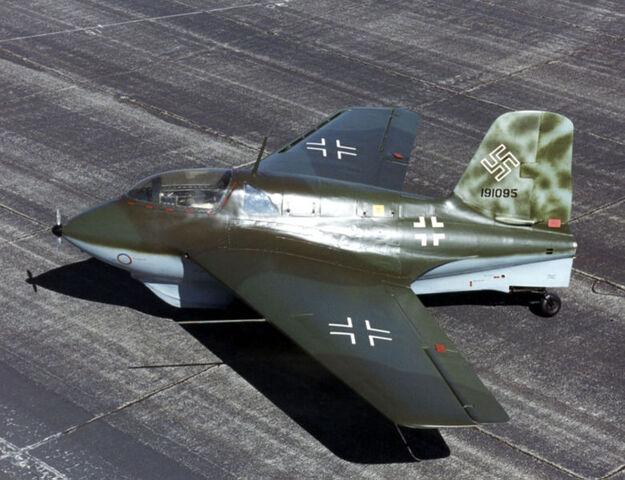 File:Messerschmitt Me 163B USAFM.jpg