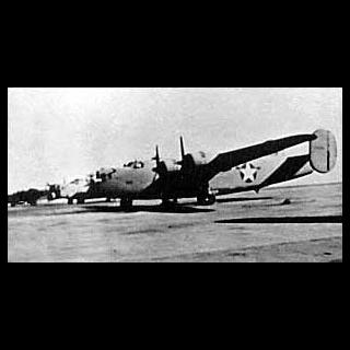 B-24D <i>41-24301</i> before receiving desert modifications