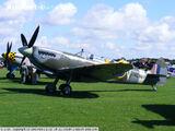Supermarine Spitfire Tr.9 ML407