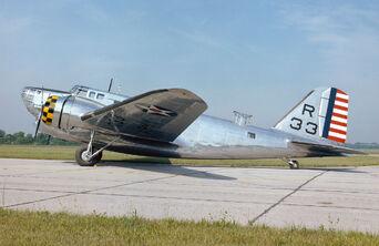B-18A NMUSAF