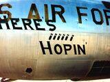 B-29 (Here's Hopin) 44-70102