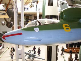 Wk. Nr. 120235, Imperial War Museum, London