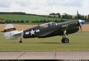 "Curtiss P-40N-5-CU ""Little Jeanne"""