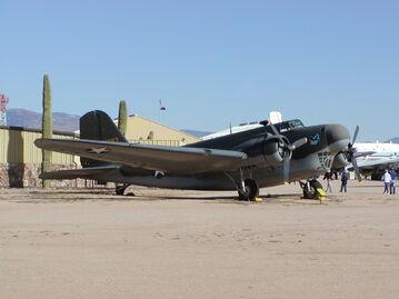 Douglas B-18B Pima