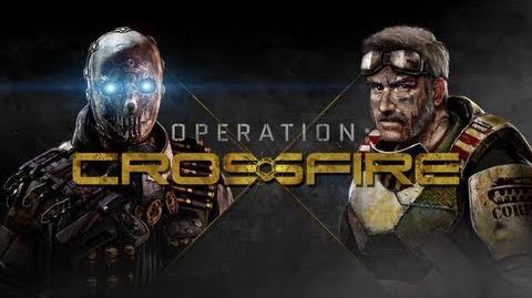 War Commander Operation Crossfire