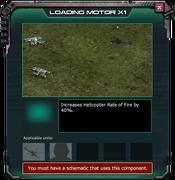 LoadingMotor-GearStoreDescription