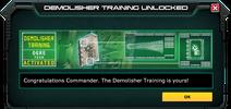 DemolisherTraining-UnlockMessage