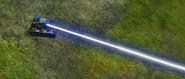 Las blu laser