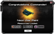 Neon-PrizeDraw-Win