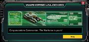 Warhorse-UnlockMessage