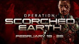War Commander Operation Scorched Earth