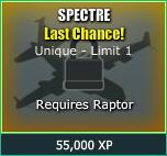 Spectre(EventShopInfo)-LastChance