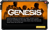 Genesis-EventMessage-3-24h-Start