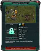 Talon-EventShopDescription