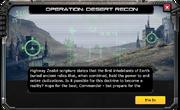 O-desert recon
