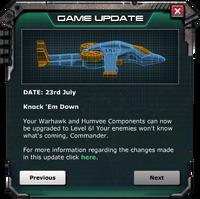 GameUpdate 07-23-2014