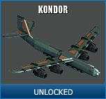 Kondor-Unlocked