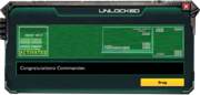 TitaniumPlating-UnlockMessage