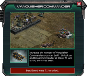 VanquisherCommander-EventShopDescription(LimitPlus)-IronReign