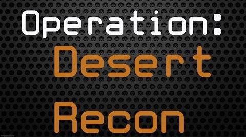 Operation Desert Recon Waves 1, 2, 3, 4, 5, 6, 7, 8, 9 & 10 - War Commander