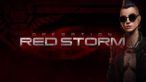 War commander operation red storm event prizes
