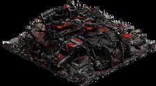 TrueBelievers-CommandCenter-Destroyed