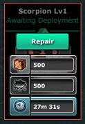 Scorpion-Lv01-RepairStats