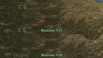 Buzzsaw - level 20 talent demo