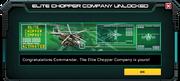 EliteChopperCompany-UnlockMessage