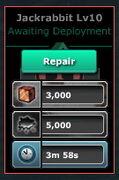 Jackrabbit-Lv10(WF-Lv10)Repairs