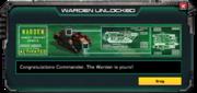 Warden-UnlockMessage