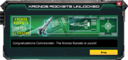 KronosRockets-UnlockMessage