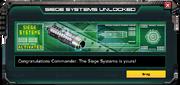 SiegeSystems-UnlockMessage