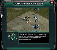 WraithCommander-ShadowOp-Description
