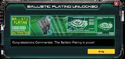 BallisticPlating-UnlockMessage