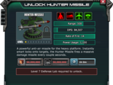 Hunter Missile Turret