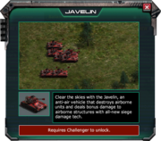 Javelin-EventShopDescription