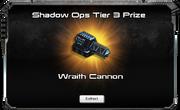 WraithCannon-ShadowOpPrize-Awarded