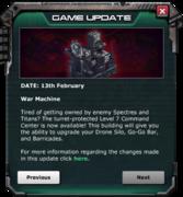 GameUpdate 02-13-2014