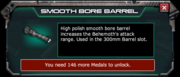 SmoothBoreBarrel(GearStoreInfo)