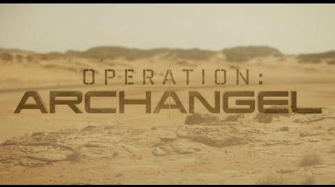 War Commander Operation Archangel