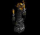 Gold Skull Trophy