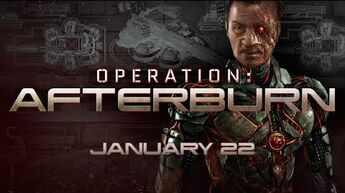 War Commander Operation Afterburn